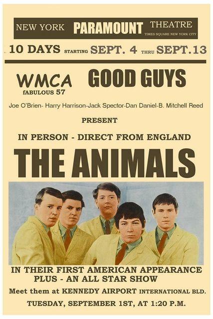 1964 image courtesy of Bob Greenhouse.