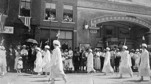 Orpheum Theatre 1919