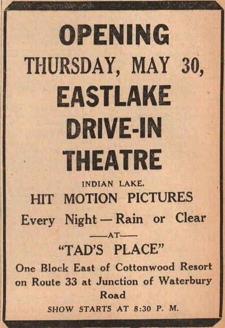 East Lake Drive-In