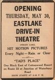 East Lake Drive-In