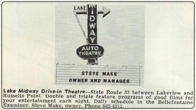 Lake Midway Auto Theatre