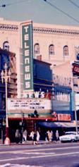 Telenews Theatre exterior