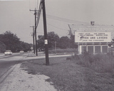 Smithtown All Weather Drive In Marquee 1960's