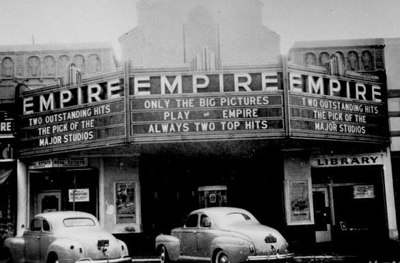 Empire Theatre exterior