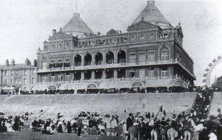 Palace Picture Pavilion and Palace Variety Theatre
