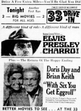 33 Drive-In Ad