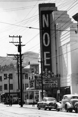 Noe Theatre exterior