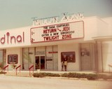 Cardinal Theatre - Rocky Mount, NC - Summer 1983