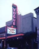 Vogue Theatre exterior