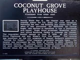 Coconut Grove Playhouse historical marker Part 2