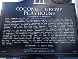 Coconut Grove Playhouse historical marker Part 1