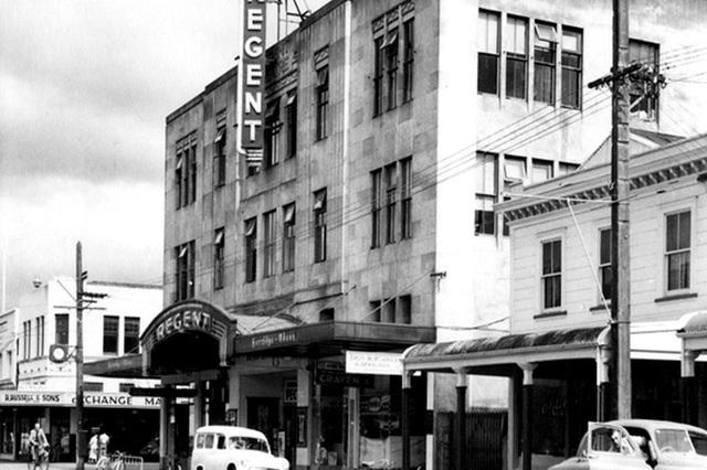 Regent 3 Cinemas