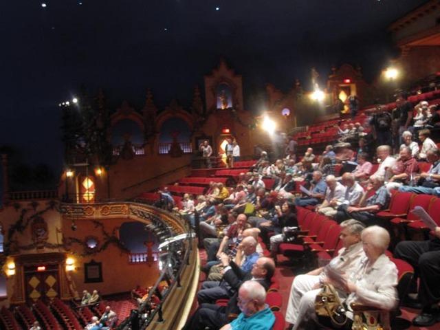Akron Civic Theatre - Balcony