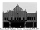 RKO Plaza Theater Schenectady N.Y. 1931