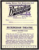 Buckingham Theatre