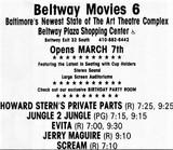 Beltway Movies