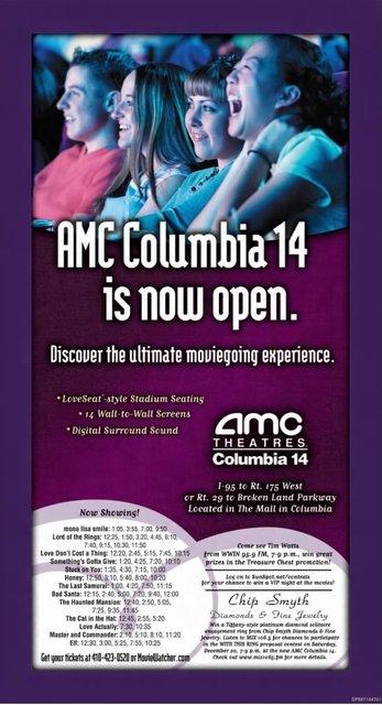 amc columbia 14 cinema treasures