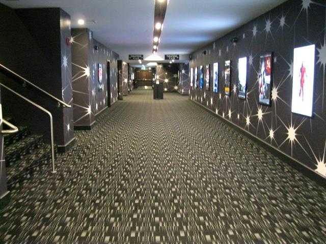 Main hallway in Silverspot Chapel Hill
