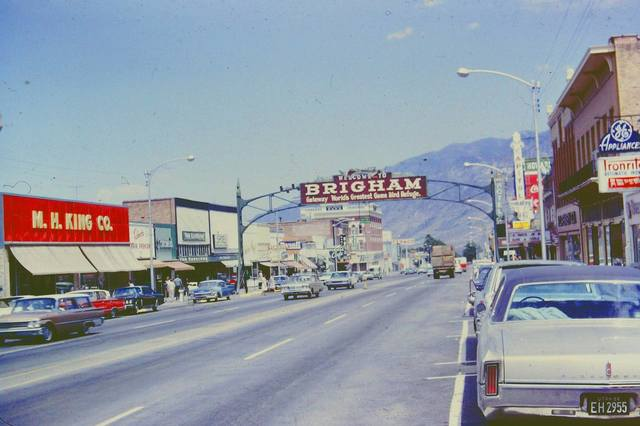 1966 photo courtesy of the AmeriCar The Beautiful Facebook page.
