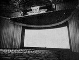 UA Egyptian Theatres D-150 screen (75 x 30 feet)