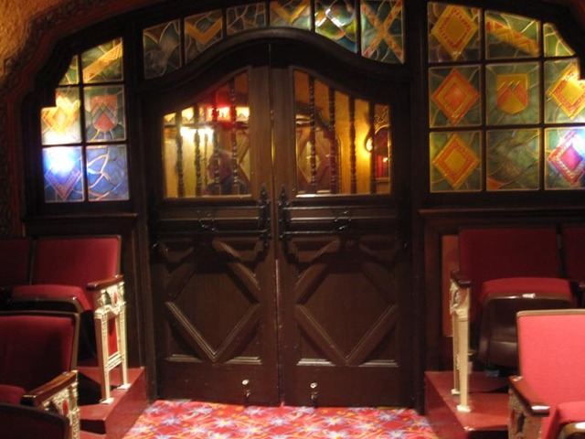 Akron Civic Theatre - Exit Door