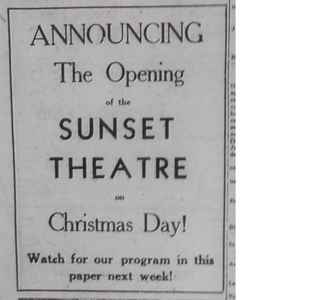 Sunset Theatre