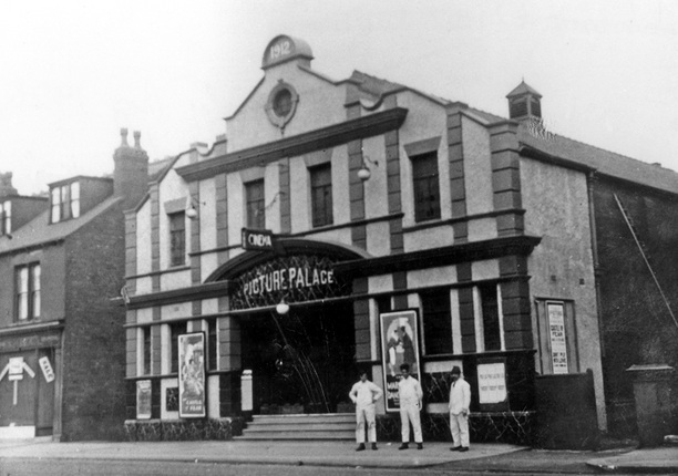 Tinsley Picture Palace