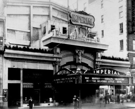 Imperial Theatre exterior