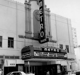 Metro Theatre exterior