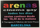Arenas Cine Gay
