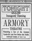 Armory Theatre