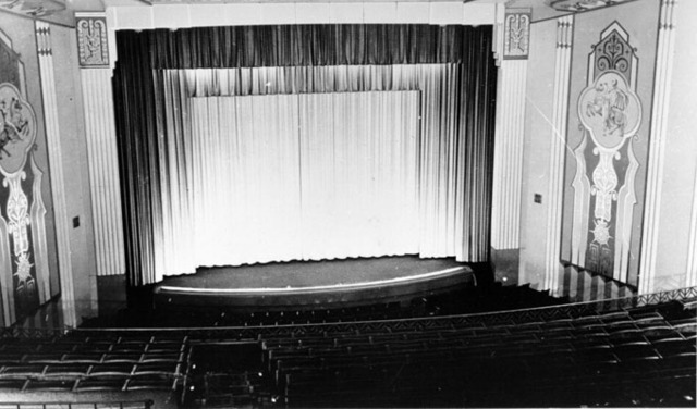 Palace Theatre auditorium