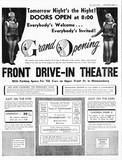 Front Drive-In