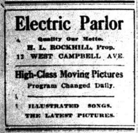 Electric Parlor