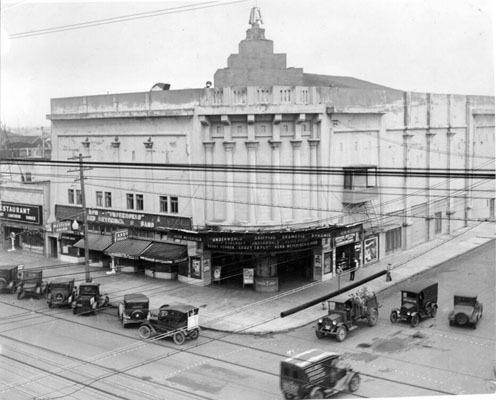 Alexandria Theatre exterior