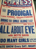 Prodigal and All about Eve