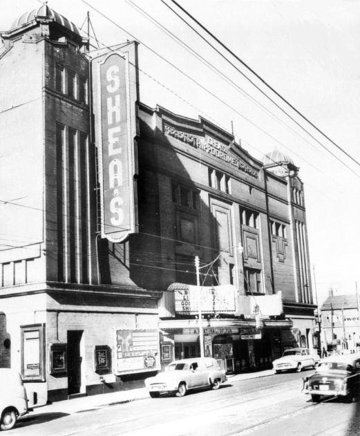 Shea's Hippodrome Theatre
