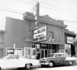 Clay Theatre exterior