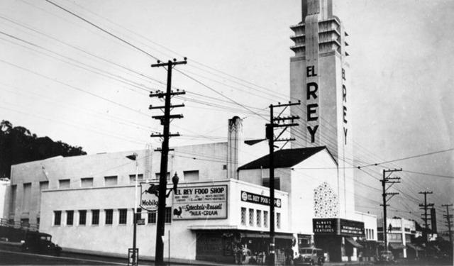 El Rey Theatre exterior