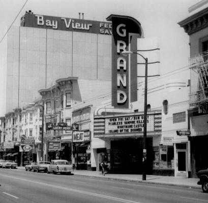 Grand Theatre exterior