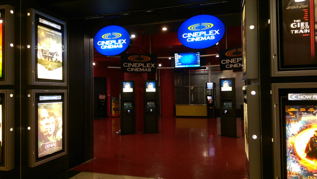 Cineplex Cinemas Park Lane