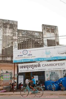 Royal Cinema In Kampot KH