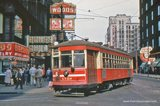1953 photo courtesy of The Trolley Dodger.
