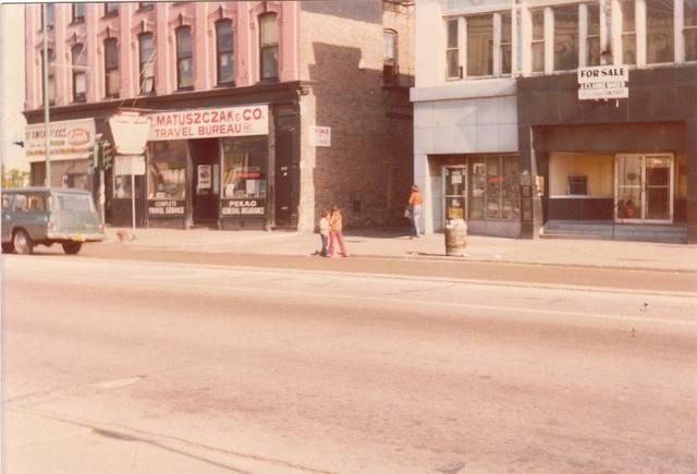 Circa 1975 photo credit Brian Joseph Gusek.