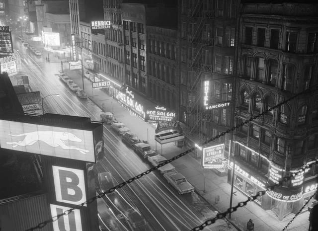 1961 photo courtesy of the John Chuckman Collection.
