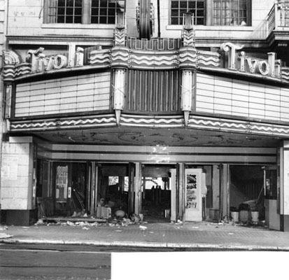 Tivoli Theatre exterior