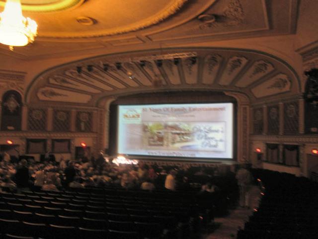 Lorain Palace Civic Center - Auditorium