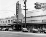 Amazon Theatre exterior