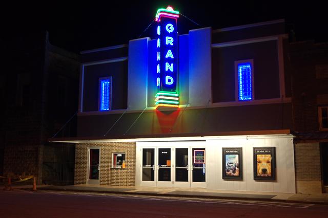 Grand Theater, Yoakum, TX