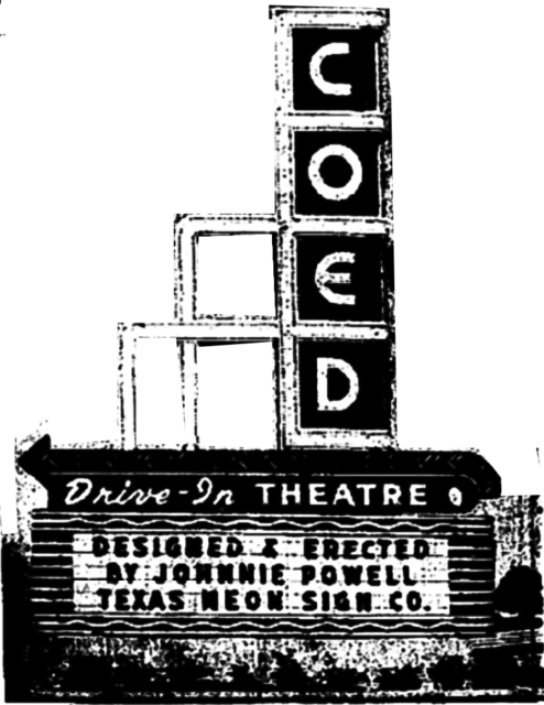 Co-Ed Drive-In